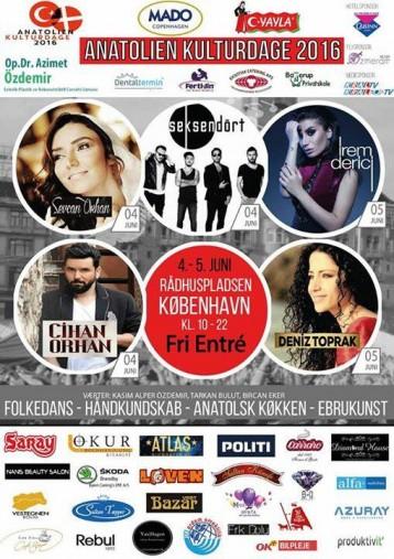 Danimarka Konser